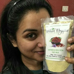 Pearl Organic Face Pack Review Amritha 2