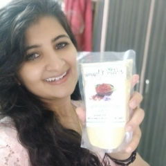 Pearl Organic face Pack review by Preeiitha